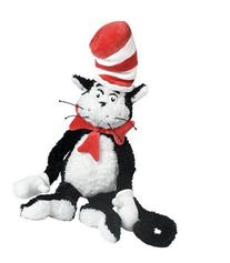 "Manhattan Toy Dr. Seuss The Cat in the Hat 27"" Soft Plush"