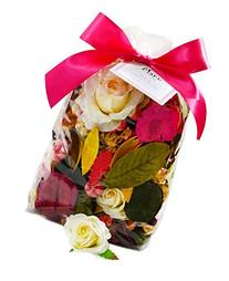 Manu Home Rose Potpourri ~ Fill the air in your space with