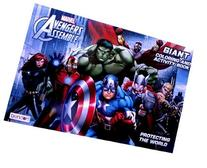 Marvel Avengers Giant Coloring Book