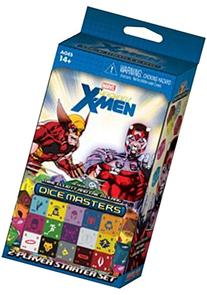 Marvel Dice Masters: The Uncanny X-Men Dice Building Game
