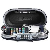 Master Lock, 5900D, Portable Personal Safe, Storage Security