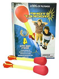 Maven Gifts: Ultra Stomp Rocket with Rocket Refills