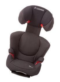 Maxi-Cosi Rodi AP Booster Car Seat, Total Black