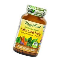 MegaFood - Kid's One Daily, Supports Healthy Growth &