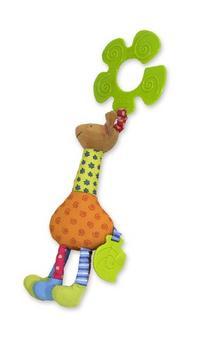 Melissa & Doug K's Kids - Funky Giraffe Stroller Pal Baby
