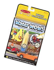 Melissa & Doug On the Go Water Wow! Reusable Water-Reveal