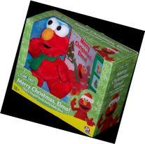 Merry Christmas, Elmo! Play-a-sound Book & Cuddly Elmo