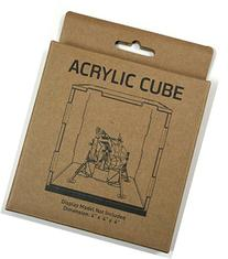 "Metal Earth Acrylic Display Cube - 4"" x 4"" x 4"
