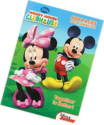 Mickey Mouse Clubhouse Gigantic Coloring Book - 400 Pages