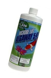 Microbe Lift 32-Ounce Pond Algaway 5.4 ALGA32