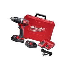 Milwaukee Electric Tool 2607-22CT M18 Hammer Drill Kit, 1/2