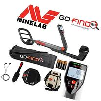 Minelab GO-FIND 60 Detector with Carry Bag, FindsPouch,