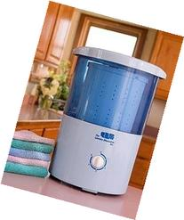 The Laundry Alternative Mini Portable Countertop Spin Dryer