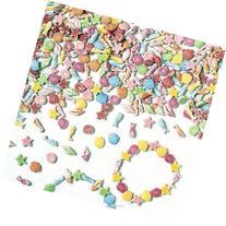 Mini Seaside Plastic Beads Shells Fish Sealife Jewelry