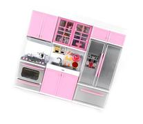 Modern Kitchen Battery Operated Toy Kitchen Playset, Perfect