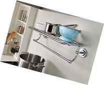 Moen DN0794CH Iso Bathroom Towel Shelf, Chrome