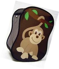 Monkey Nursery Baby Toddler Child Room Toy Storage Organizer