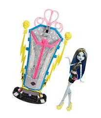 Monster High Freaky Fusion Recharge Chamber Frankie Stein