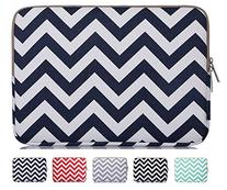 Mosiso Laptop Sleeve Canvas Fabric Case Bag Cover for 12.9