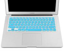 Mosiso - Keyboard Cover Silicone Skin for MacBook Air 13""