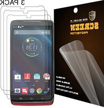 Mr Shield For Motorola Moto Droid Turbo Premium Clear Screen