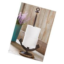 Mud Pie Anchor Paper Towel Holder or Tissue Holder