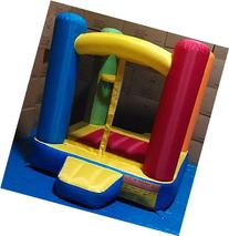 "My Bouncer 3-in-1 Little Castle Bounce 118"" L X 102"" D X 72"