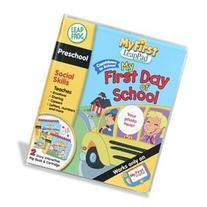 My First LeapPad: Preschool Social Skills - First Day of