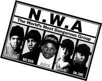 N.W.A.-World's Most Dangerous Group, Music Poster Print, 24