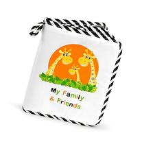 NEW! Baby's My Family & Friends First Photo Album - Cute
