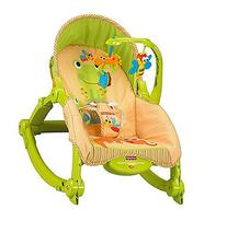 NEW! Fisher's Price Newborn-To-Toddler Portable Low-profile