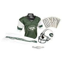 NFL Jets Uniform Set - Medium
