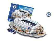 Nanostad Chelsea Stamford Bridge Stadium 3D Puzzle