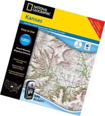 National Geographic Kansas: Seamless USGS Topographic Maps