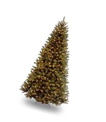 National Tree 7.5 Foot North Valley Spruce Tree with 550
