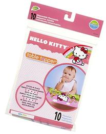 Neat Solutions Eco Table Topper - Hello Kitty - 10 ct