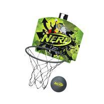 Nerf N-Sports Nerfoop Set, Green/Grey