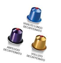 Nespresso OriginalLine: Decaffeinato Mix Vivalto Lungo,