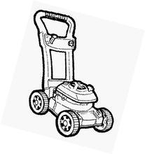 Nesting Toy Lawn Mower
