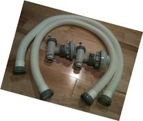 New Intex Hoses Plunger Valves Inlet & Direct Strainers