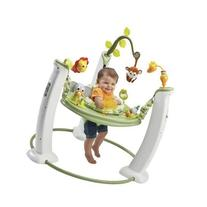 New Love Evenflo Exersaucer Jump and Learn Stationary Jumper