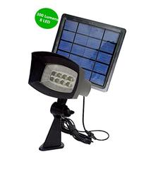 300 Lumens Solar Bright LED Light Outdoor/ Rechargeable