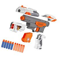 Newisland Detachable Blasters Toy Guns with Foam Darts and