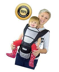 NimNik Baby Sling Carrier Ergonomics Lightweight Hipseat