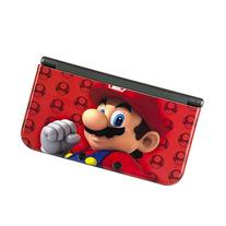 Nintendo - Clip Armor For New Nintendo 3ds Xl - Red