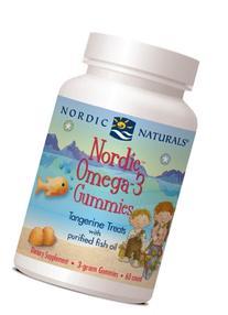 Nordic Naturals Nordic Omega-3 Gummies 60 ct