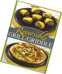 Nordicware Reversible Grill and Griddle Designed for Gas,