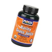 Now Foods Barley Grass Juice  - 4 oz. 6 Pack