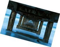 """Old Bridg - 12"""" x 18"""" Print On Cnvas HD WaterProof High"""