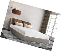 Olee Sleep 6 Inch Ventilated Multi Layered Memory Foam